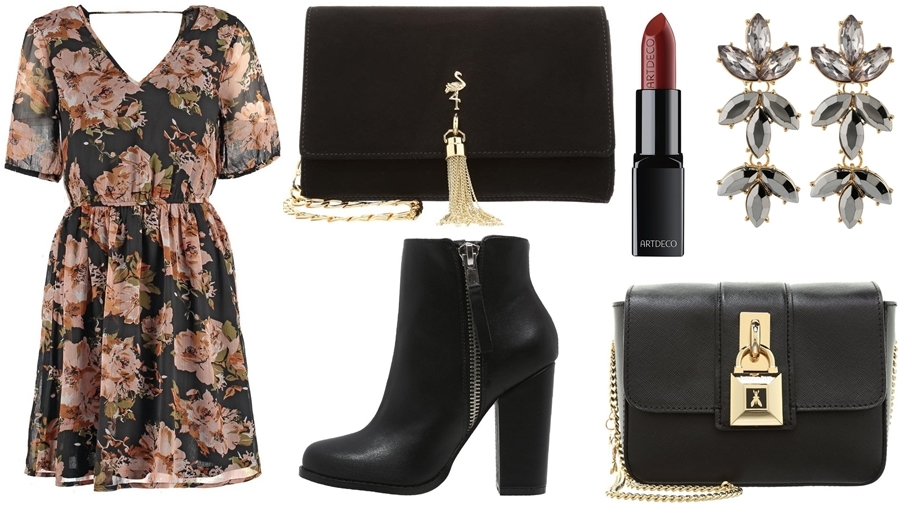 girls night out outfit blog