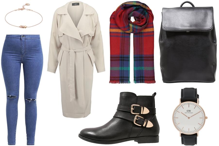 Herbst-Inspiration: 3 Outfits für jeden Anlass